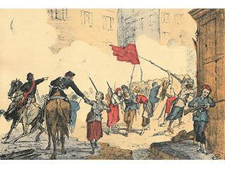 パリ・コミューン150年記念「パリ燃ゆ―名もなき者たちの声」