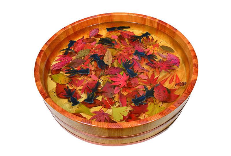 深堀隆介展「金魚鉢、地球鉢。」 上野の森美術館-6