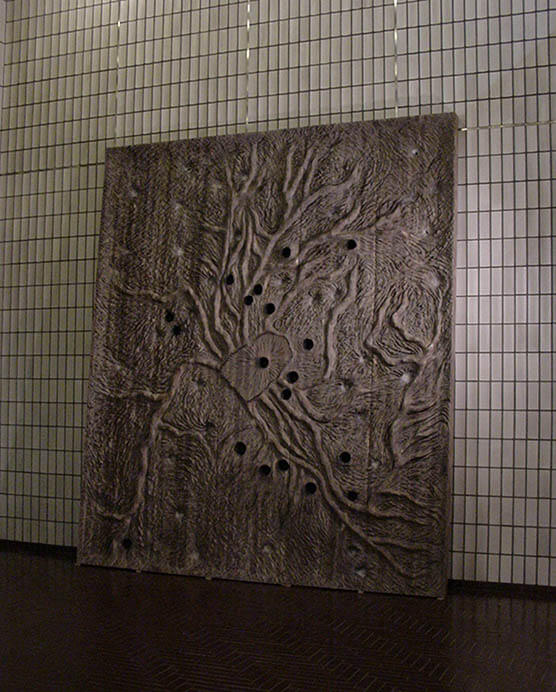 戸谷成雄 森―湖:再生と記憶 市原湖畔美術館-2