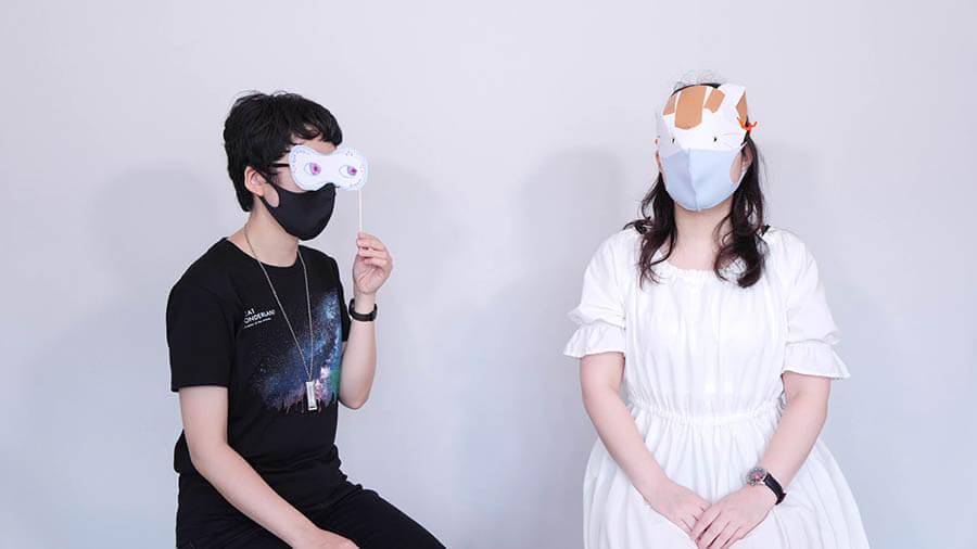 展覧会「語りの複数性」 東京都渋谷公園通りギャラリー-4