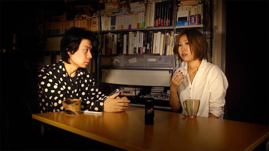 展覧会「語りの複数性」 東京都渋谷公園通りギャラリー-8