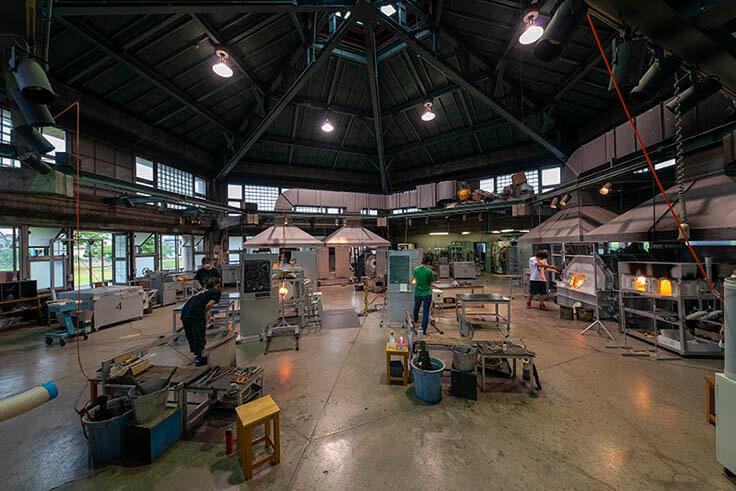 富山ガラス造形研究所創立30周年記念展 未来へのかたち 富山市ガラス美術館-16