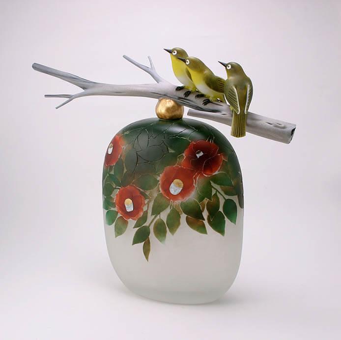 富山ガラス造形研究所創立30周年記念展 未来へのかたち 富山市ガラス美術館-12