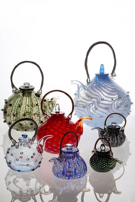 富山ガラス造形研究所創立30周年記念展 未来へのかたち 富山市ガラス美術館-4