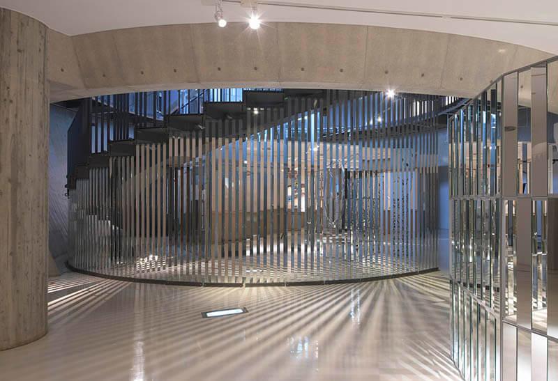 富山ガラス造形研究所創立30周年記念展 未来へのかたち 富山市ガラス美術館-7