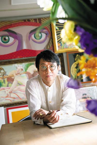 藤井フミヤ展 デジタルとアナログで創造する 多様な想像新世界 The Diversity 福岡アジア美術館-8
