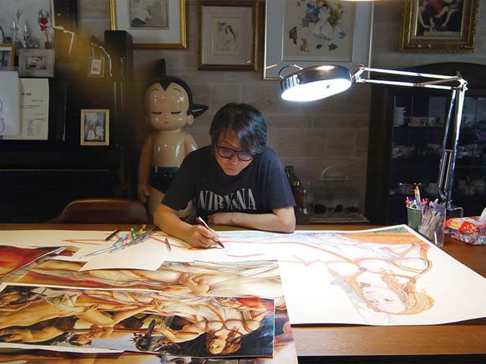 藤井フミヤ展 デジタルとアナログで創造する 多様な想像新世界 The Diversity 福岡アジア美術館-9
