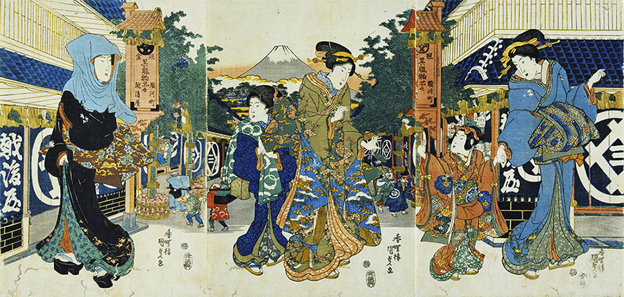 第3展示室(近世)特集展示「もの」からみる近世『江戸のビスタ』 国立歴史民俗博物館-1