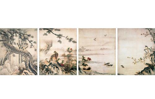 臨済禅師1150年・白隠禅師250年遠諱記念 特別展「禅ー心をかたちにー」 東京国立博物館-14