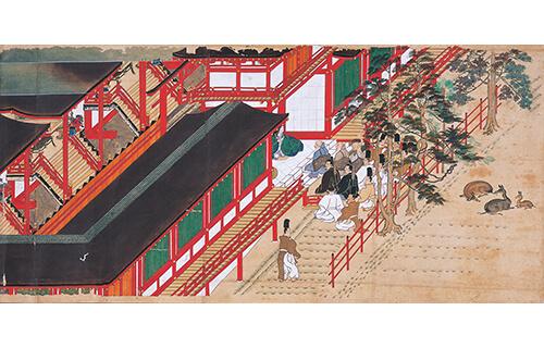 特別展「春日大社 千年の至宝」 東京国立博物館-4