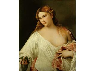 日伊国交樹立150周年記念 「ティツィアーノとヴェネツィア派展」