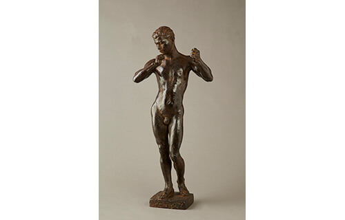 コレクション展 あなたが選ぶ、本郷新のこの1点 本郷新記念札幌彫刻美術館-1
