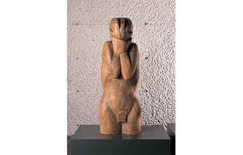 コレクション展 あなたが選ぶ、本郷新のこの1点 本郷新記念札幌彫刻美術館-3