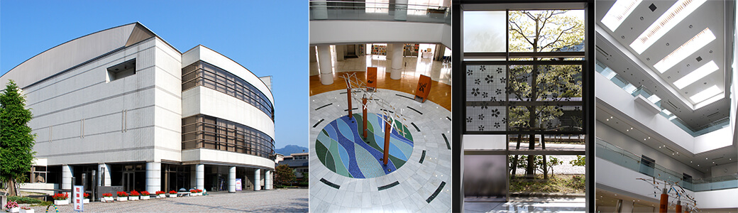 高梁市歴史美術館